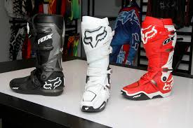 fox racing motocross boots 360 lineup 2014 fox racing gear collection motocross pictures