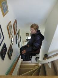 Lift Chair For Stairs Stair Lift Me And U0027mandy U0027 My Mnd