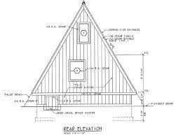 Modified A Frame House Free A Frame House Plans 28 Images A Frame House Plan With