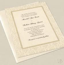 formal wedding invitations wedding invitations non formal wedding invitation wording