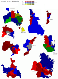 Blank Electoral Map by September 2010 World Elections