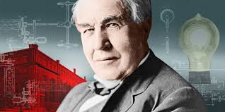 Inventor Of The Light Bulb Respect Thomas Edison U0027s Accomplishments Go Beyond The Bulb To