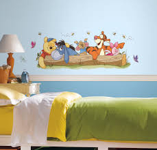 rmk winnie the pooh outdoor fun giant wall sticker winnie the pooh outdoor fun giant wall sticker