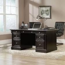 Espresso Office Desk Espresso Desks You Ll Wayfair