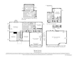 New Floor Plans by Ryan Homes Rome Model Floor Plan U2013 Meze Blog