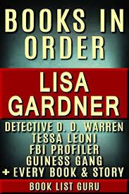 gardner books in order dd warren series dd warren