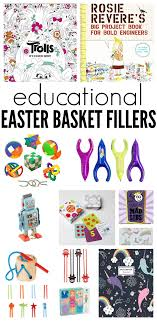 basket fillers educational easter basket fillers no time for flash cards