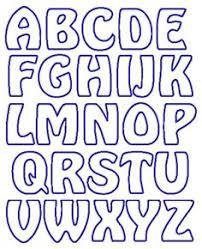 free letters templates printable free alphabet templates alphabet templates free