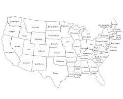 usa map states new usa map labeled with states 692c1be17bb1011423e8e4cbd29bebe9