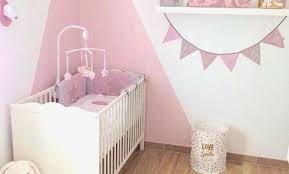 idee deco chambre bébé peinture decoration chambre fille finest deco chambre bebe fille
