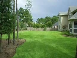Landscaping Ideas For Large Backyards Triyae Com U003d Big Backyard Ideas Landscaping Various Design