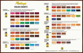 الوان للجلد جلد pinterest colour chart leather crafts and craft