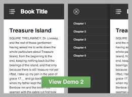 menu design resources responsive off canvas menu 1 frontend tools pinterest