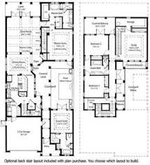 courtyard house plans exciting courtyard house plan 33532eb 1st floor master suite