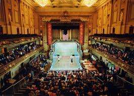 boston pops table seating squash mad squash back on stage at boston symphony hall squash mad