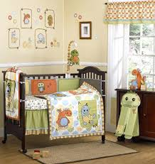 Baby Boy Nursery Bedding Sets Decoration Dinosaur Nursery Bedding Set Crib For Boys Cot Bumper