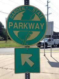 Garden State Parkway Map Garden State Parkway Wikipedia