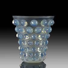 Lalique Vase With Birds Bammako Vase René Lalique High Art Deco Style Hickmet Fine Arts