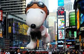 Snoopy Thanksgiving Macy U0027s Thanksgiving Day Parade Slide 4 Ny Daily News