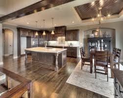 Kansas City Kitchen Cabinets by Gourmet Kitchen Breakfast Nook Http Www Bickimerhomes Com