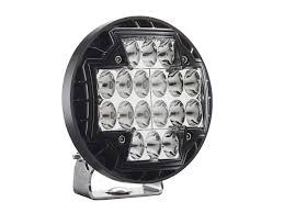 rigid industries led driving lights r2 46 driving surface cool white black rigid industries