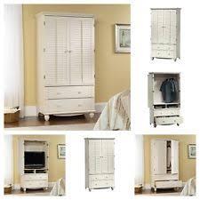 Sauder Homeplus Storage Cabinet Sauder Particle Board Armoires U0026 Wardrobes Ebay