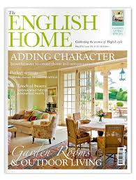 English Home Design Magazines The English Home May 2016 The Chelsea Magazine Company Shop