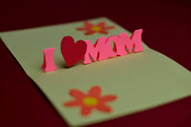 free mother u0027s day pop up card template and tutorial creative pop