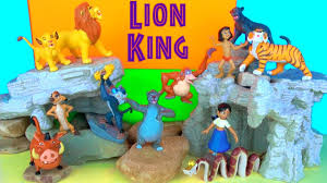 disney lion king jungle book lion tiger simba shere khan learn