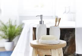 morgan u0026 finch prism bathroom accessories white the block shop