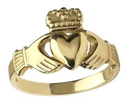 the claddagh ring one last one a living monstrance