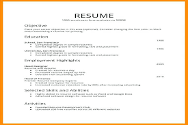 Free Resume Templates Pdf by Free Resume Templates Pdf Athousandwords Us