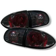 amazon com spyder chevy cavalier 95 99 altezza tail lights