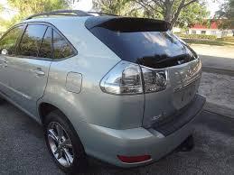 lexus rx 400h hybrid fuel consumption 2007 lexus rx 400h