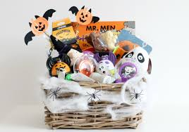 Halloween Baskets Gift Ideas October 2016 The Pampered Mum