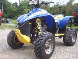 when talking about the atv models it is the first ever polaris