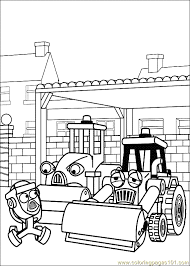 bob the builder coloring page 27 coloring page free bob the