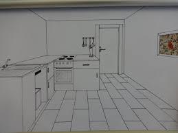 chambre en perspective gallery of dessin chambre perspective chambre moderne en