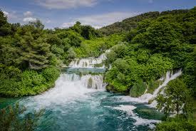 waterfalls images The waterfalls of krka national park croatia adventurous kate jpg