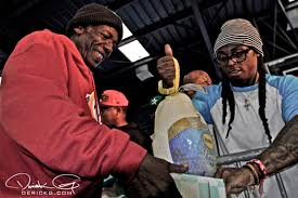 ymcmb s 2011 thanksgiving day turkey giveaway part 2 pics