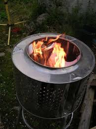 Making Fire Pit From Washer Tub - redneck fire pit ideas saragrilloinvestments com