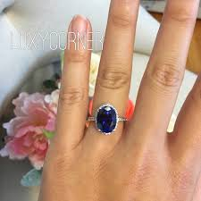 sapphire halo engagement rings oval halo engagement ring oval sapphire wedding ring promise