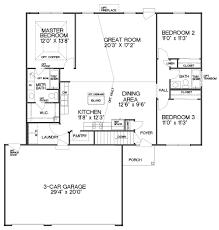 3 car garage floor plans montgomery 3 car garage u2014 t r hughes homes