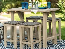 outdoor wooden table and chairs vintage redwood outdoor furniture