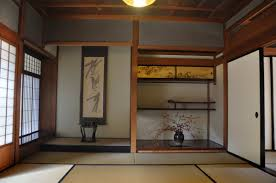 traditional house interiors veni vidi zoom tokonoma kusakabe house takayama