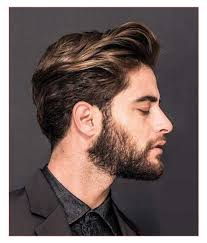 mens shag haircut with hairstyle for guys with thick hair all in