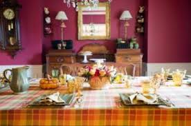 thanksgiving tablecloths lovetoknow
