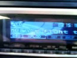 sony cd mp3 radio cdx gt710 youtube