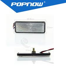 where to get brake light fixed selling rectangle reflector automotive led brake light with