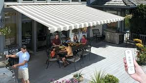 Installing Retractable Awning Sunsetter Motorized Retractable Awning Sale Sunsetter Motorized